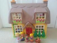 HAPPYLAND: Cottage