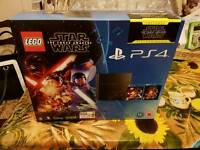 Brand new sealed unopened ps4