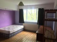 X2 large double bed rooms