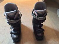 Ladies size 5 Technica ski boots