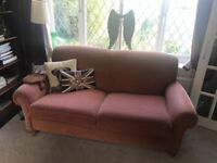 Three seats sofa very good condition