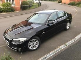 BMW 520d SE with Pro nav & media