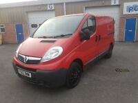 vauxhall vivaro 2012 for sale