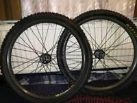 Shimano xt wheelset Mavic XE 729 disc