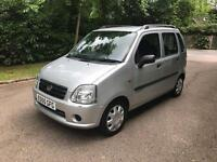 SUZUKI WAGON R+GL 1.3 2006 50k DRIVES GOOD VERY CLEAN INSIDE AND OUT BARGAIN