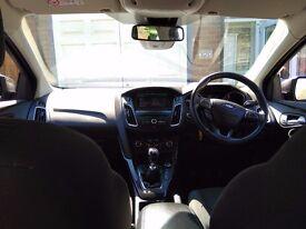 Ford Focus 1.0 T EcoBoost Titanium Hatchback 5dr // FSH, SelfParking, Nav, 1 owner