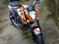 ktm Duke 125cc 2012/62