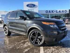 2014 Ford Explorer Wow Sport,Navigation,Roof!!