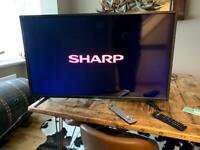 Advert is live it's Available!!Sharp 40inch smart tv with Harmon kardon speakers