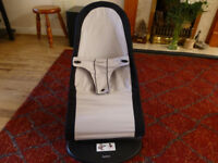 Baby Bjorn Bouncer, in excellent condition, brown/ beige, only used at Grandads so little used.