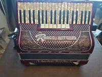 Ranco Antonio Supervox 120 Bass Full MIDI