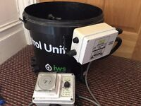 IWS Control Unit Including Timer - hydroponic watering system