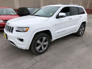 2015 Jeep Grand Cherokee Overland, Auto, Navigation, Leather, Su