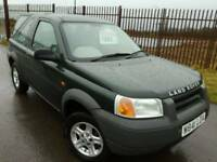 2000 W LAND ROVER FREELANDER 1.8 GS - MOT MARCH 2018, VERY GOOD ENGINE & GEARBOX, PX TO CLEAR!!