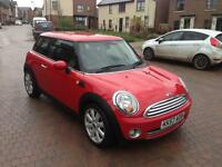 Mini Cooper 1.6i 3dr LONG MOT