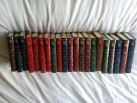 21 hardback Readers Digest condensed books 4 stories per book good condition
