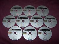 Sample Collection, Sound Library Studio CD's Sound Clips / Black for EMU, Akai, Yamaha, Kurzweil ...