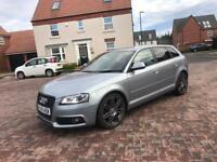 2010 AUDI A3 2.0 TDI SLINE BLACK EDTION // BEST SPEC