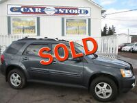 2009 Pontiac Torrent AWD CRUISE PW PL ALLOYS NEWLY INSPECTED NEW