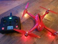 MJX Bugs 2 B2W drone gps