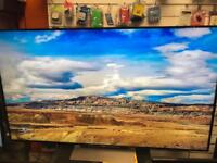 "Sony 65"" 4K and 3D rare TV Smart TV"