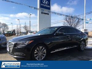 2015 Hyundai Genesis Sedan LUXURY PKGE