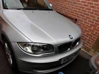 BMW 120D 2007 SAT NAV