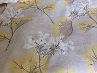 Laura Ashley Millwood Drape Fabric