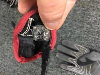 Kids Shift Motorcross gloves size 6