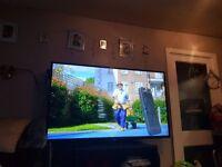 """Aqueous Sharp 60""""; 3D smart TV"""