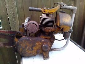 vintage Teles, One Man Chainsaw. Old Chainsaw