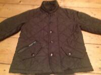 Children's Barbour Quilted Jacket -Size 2-3