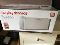 Brand new Morphy Richards bread bin