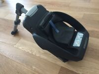 Isofix maxi-cosi car seat base x 2