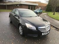 2012 Vauxhall insignia 2.0 Cdti exclusive 12 months mot/3 months parts and labour warranty