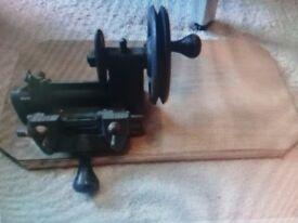 vintgage Yale & Towne Mega.co.M1005 key cutter0