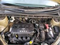Toyota yaris 1.3 automatic