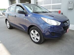2013 Hyundai Tucson GL FWD AT - One Owner