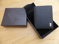 Dunhill Mens Wallet with luxurious gift box. Excellent gift!