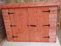 Factory New 6x4 Double Door Bunker ( featheredge )