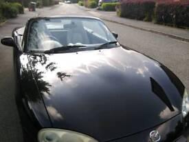 Mazda MX5 Trilogy Special edition