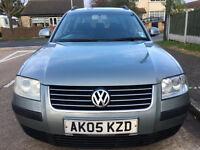 2005 VW PASSAT ESTATE FULL S HISTORY/audi a4/audi a6/volvo v70/volvo v40/toyota avensis/mazda 6