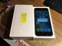 IPhone 6 grey 128GB unlocked! Very good condition, boxed x