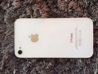 White iPhone 4s