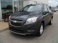 2014 Chevrolet Trax AWD LT/CAMERA ARRIERE/CONTROLE AU VOLANT