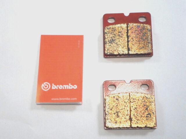 Brembo Bremsbelag Sinter 07BB14SP BMW R1100RS / RT  R100 K75 K100 R45 R65 K1