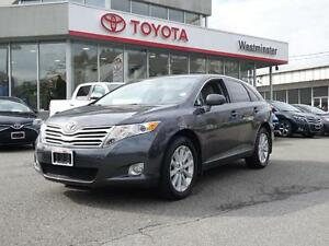 2011 Toyota Venza Certified