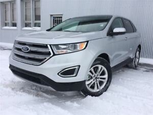 2017 Ford Edge SEL, AWD,  PANORAMIC SUNROOF, LEATHER, BACKUP CAM