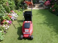Mountfield Electric Lawn Mower. In good condition