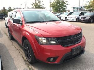2014 Dodge Journey SXT**7 PASSENGER SEATING**BLACK TOP PACKAGE**